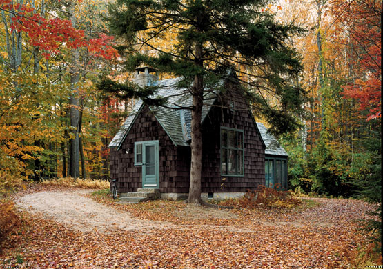 MacDowell-Colony-artist-studio