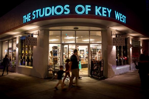 Small Works Exhibition, The Studios of Key West, Photo- Johnny White mileZERO