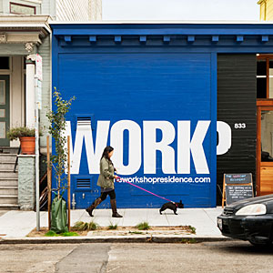 NC Daytrip: Dogpatch in S.F.; Jan'13; Workshop Residence